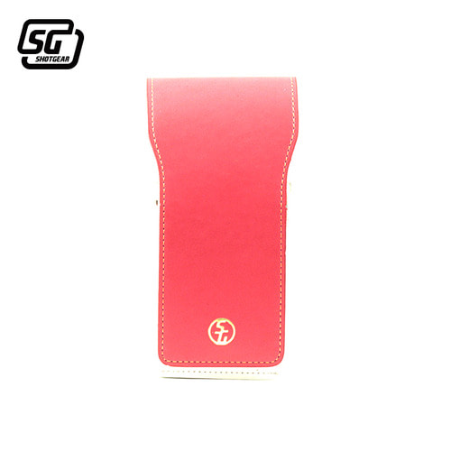 ShotGear - Dartscase - Red Gold