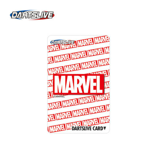 Dartslive online card - MARVEL 09