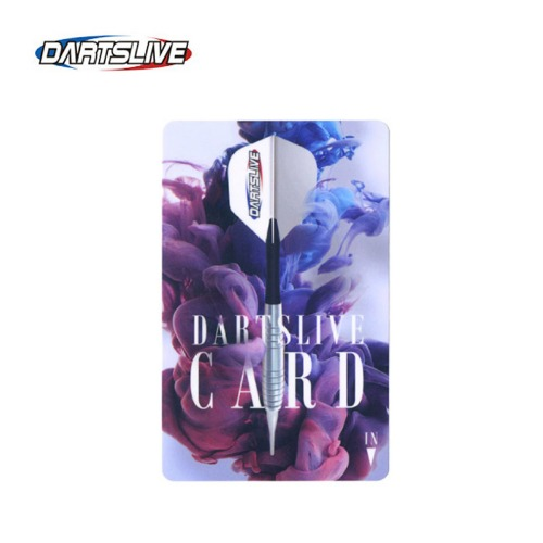 Dartslive online card - Darts 02