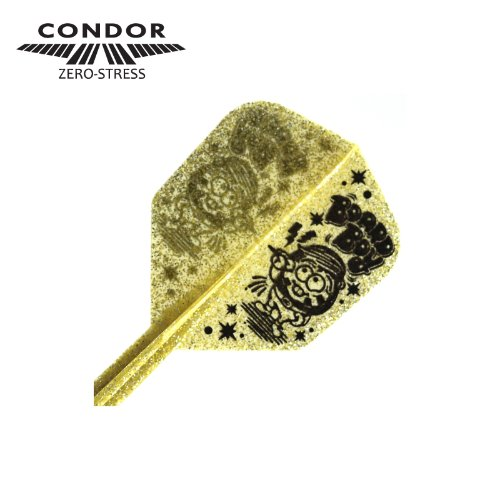 Condor - BOARD BOY - Small - Glitter gold