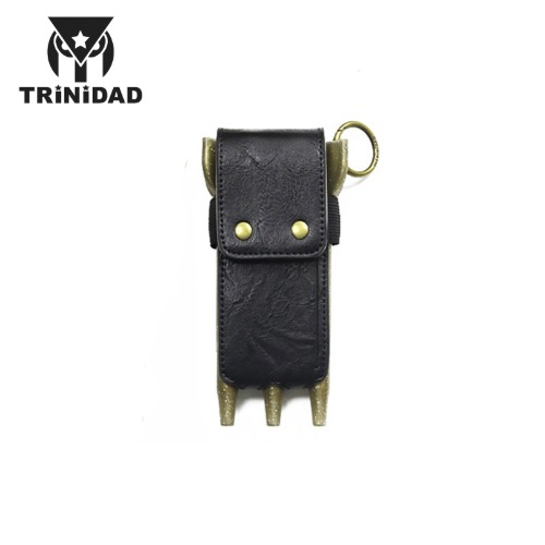 TRiNiDAD - HOOD - BLACK & GOLD