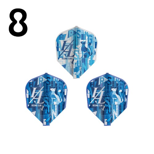 8 flight - Haruki Muramatsu GEN 2 2020 - Shape (3pcs)