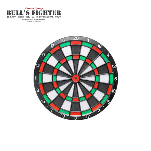 Bull's Fighter soft board - Phonix color (소프트다트보드)