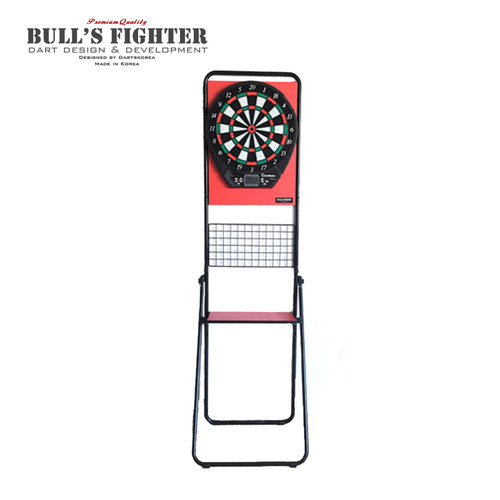 Bull's Fighter Dart Stand - Red