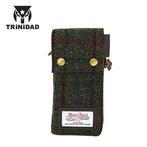 TRiNiDAD x Harris Tweed - Check