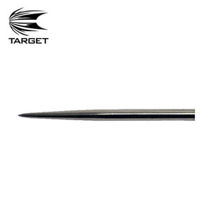 Target - Dart point - Black - 32mm - bagged