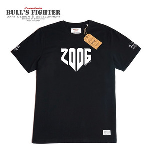 Bull's Fighter - T-shirt - 2006 - Black