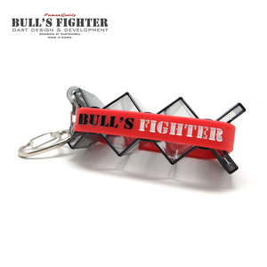 Bull's Fighter x L kristal case - Black