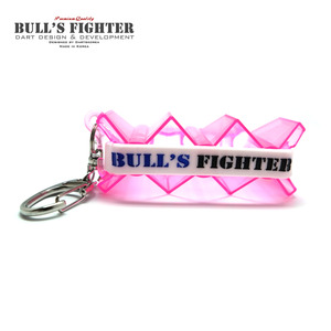 Bull's Fighter x L kristal case - Pink