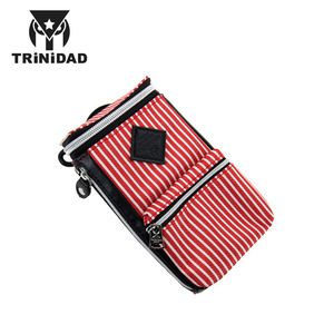 TRiNiDAD - Square - Stripe Red
