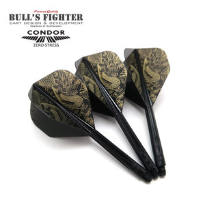 Bull's Fighter x Condor - 500 v3 - standard - black