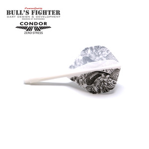 Bull's Fighter x Condor - 500 v3 - standard - white