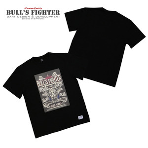 Bull's Fighter - T-shirt - Black 2017