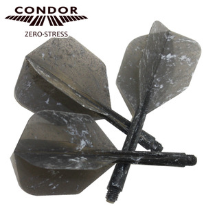 Condor Marble Color - shape-Black