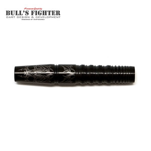 Bull's Fighter - Hyper Black - PHENOM
