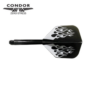 Condor - Fire - black - small