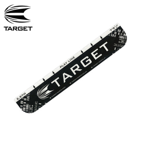 Target 타켓 - 스로라인Throw Line (10cm x 58cm) - black