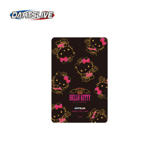 DARTSLIVE CARD - Hello Kitty cinnamon