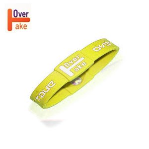 Overtake - Bracelet - yellow white