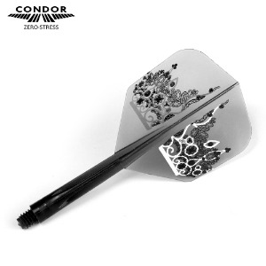 Condor - Crown - Seong Hye Lim model - small - clear black