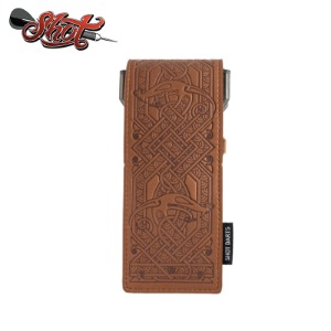 Shot Darts - Insignia Dart Case - Viking Brown & Choco
