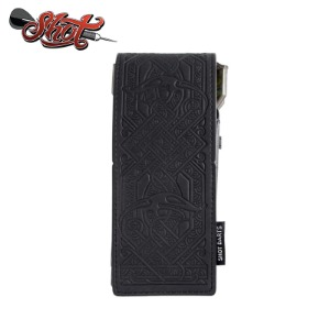 Shot Darts - Insignia Dart Case - Black Embossed