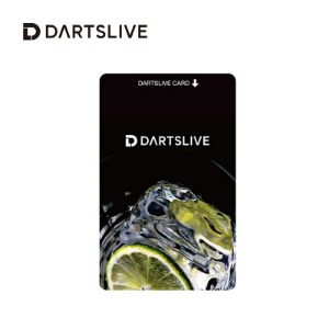 Dartslive online card - Lemon 02