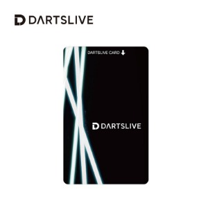 Dartslive online card - Light