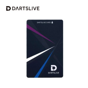 Dartslive online card - Point 01