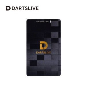 Dartslive online card - Metal 03
