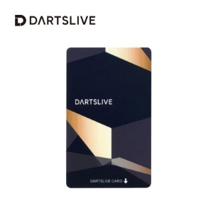 Dartslive online card - Metal 01