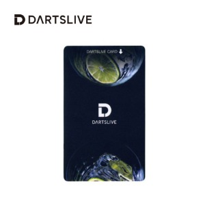 Dartslive online card - Lemon 01