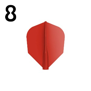 8 Flight - SHAPE - RED