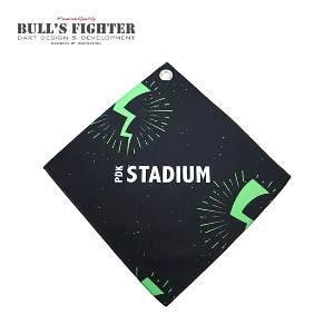 Bull's Fighter Towel - PDK VER - Black
