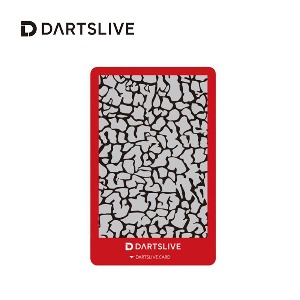 Dartslive online card - Burst