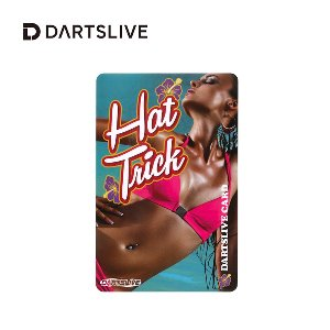 Dartslive online card - Special Pack - Hat Trick  (L Flight)