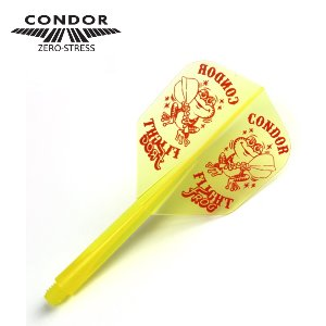 Condor - FROG - clear yellow - small