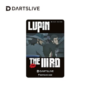Dartslive online card - Lupin The ⅢRD #4