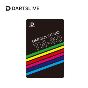 Dartslive online card - TN - 80