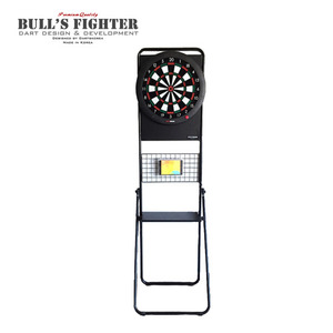 Bull's Fighter Dart Stand - Black