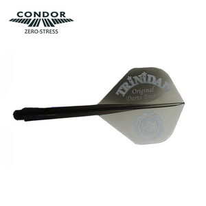 Condor College Logo Clear Black - Standard