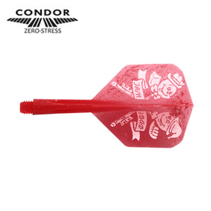 Condor - Marble Key - red - small