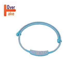 Overtake - Necklace - Mint pink