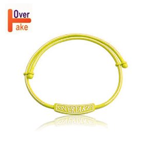 Overtake - Necklace - yellow white