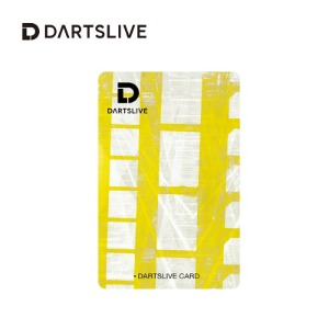 Dartslive online card - The Yellow